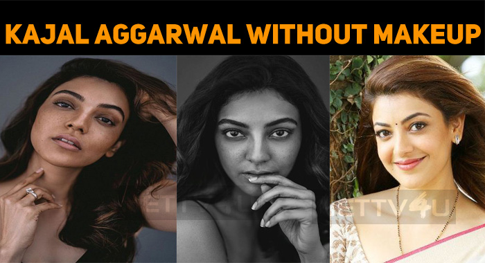 Kajal Is Now Makeup-Free!