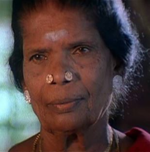 Theni Kunjarammal Tamil Actress