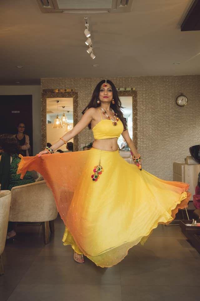 Actress Deepika Kamaiah Cute Pics Kannada Gallery