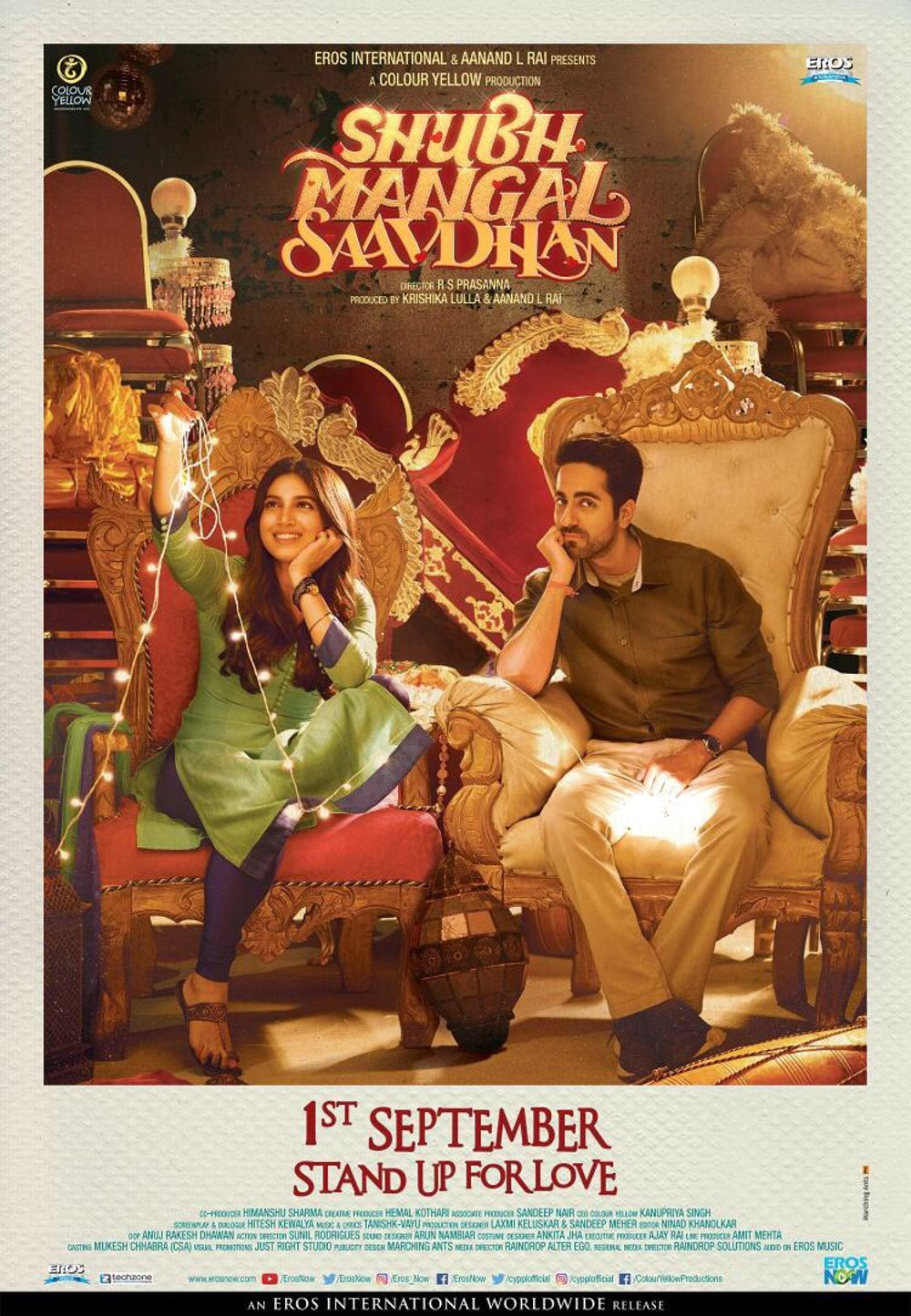Shubh Mangal Saavdhan Movie Review Hindi Movie Review