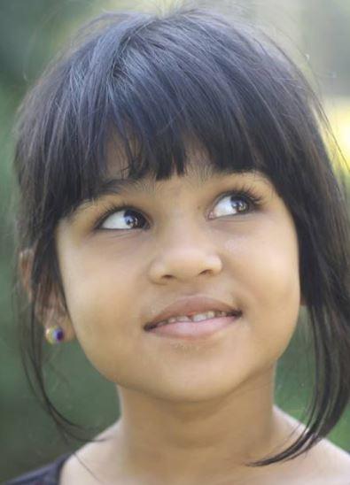 Baby Ileanore Tamil Actress