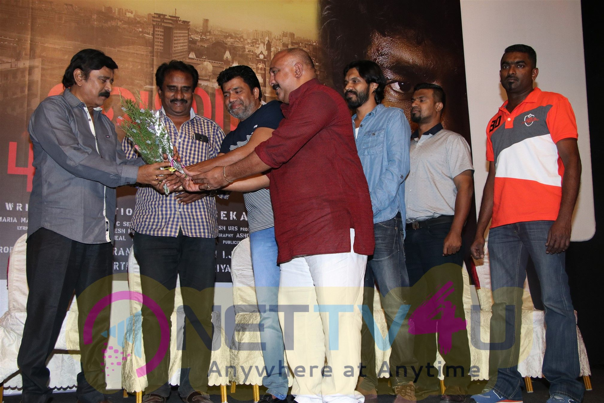 Evanum Buthanillai Motion Poster Launch Images