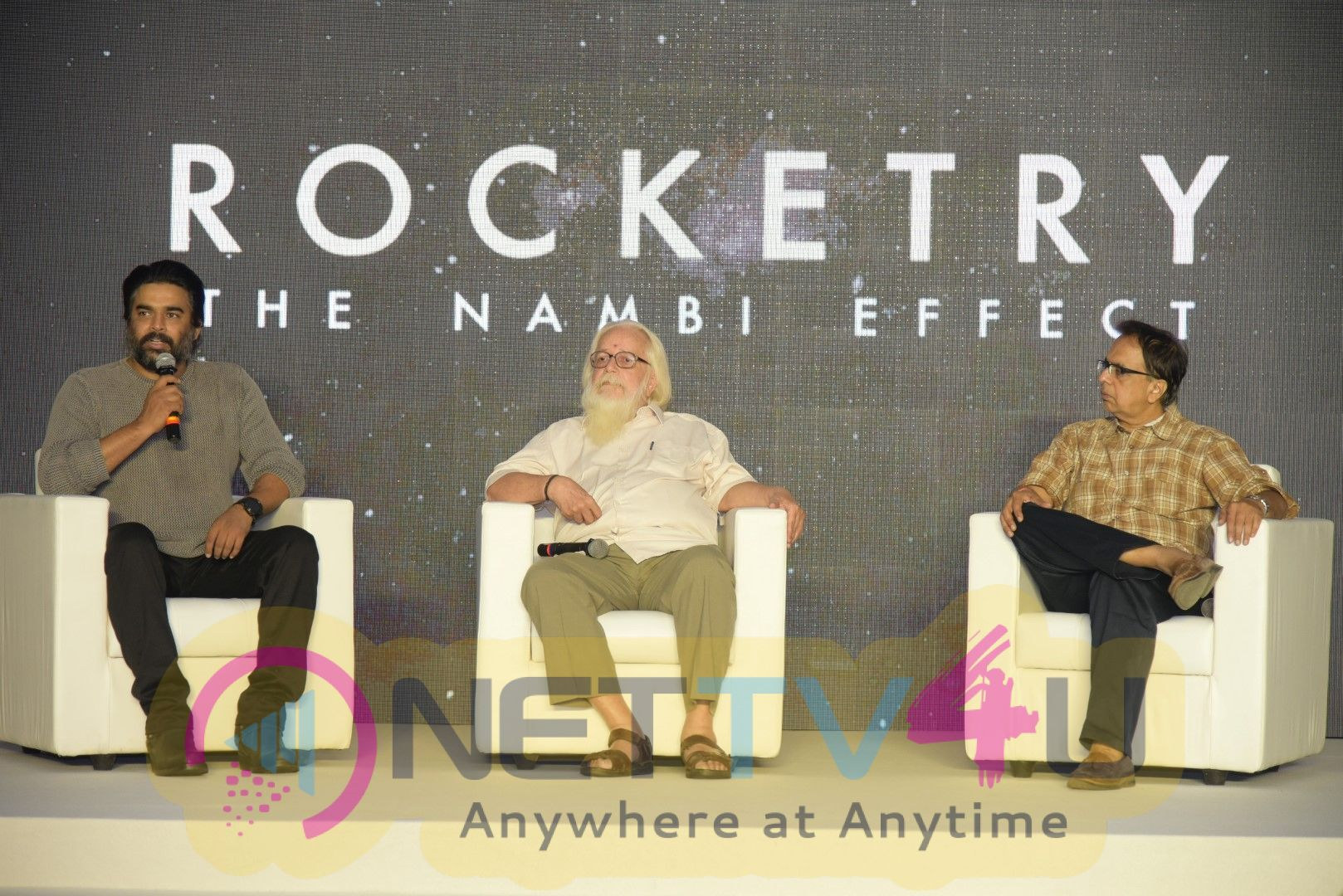 Rocketry - The Nambi Effect Movie Teaser Launch Stills