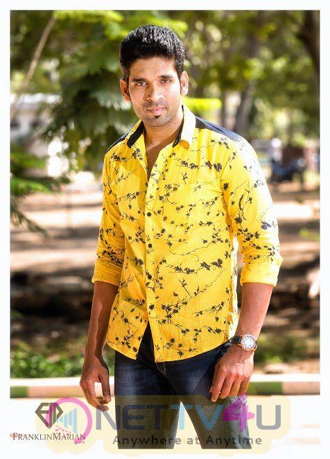 Mo Movie Actor Suresh Ravi High Quality Photos
