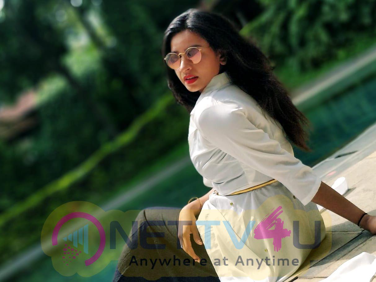 Actress Divya Ganesh Pretty Pics