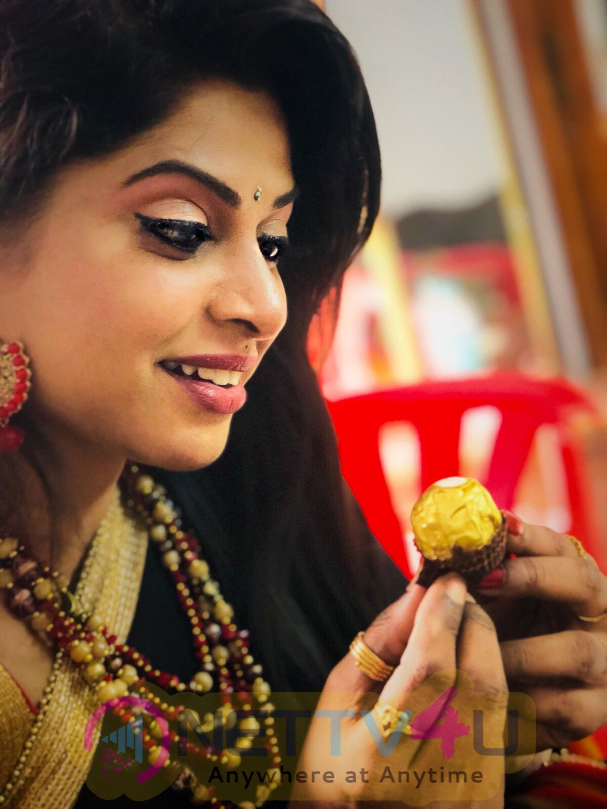 Actress Stefy Lovely Images