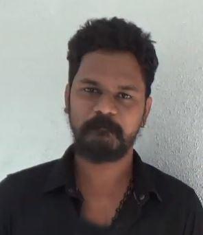 Sathish Karna Tamil Actor