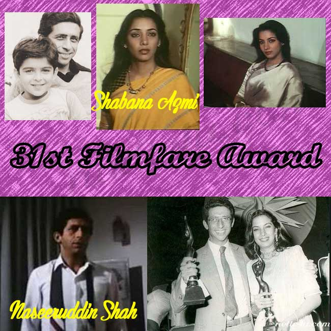 31st Filmfare Awards