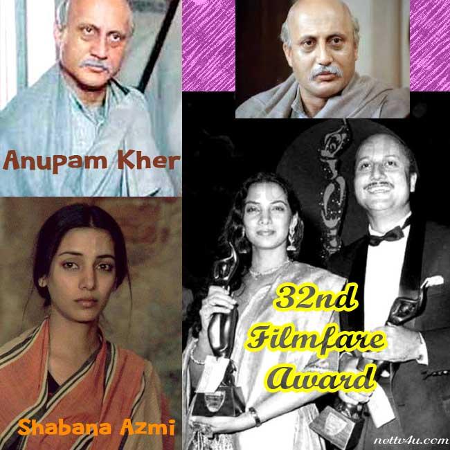 32nd Filmfare Awards