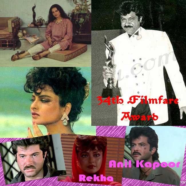 34th Filmfare Awards