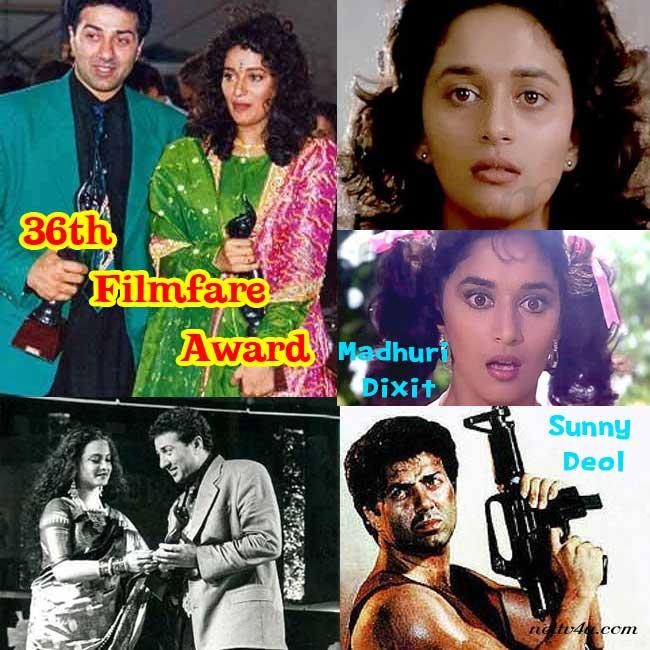36th Filmfare Awards