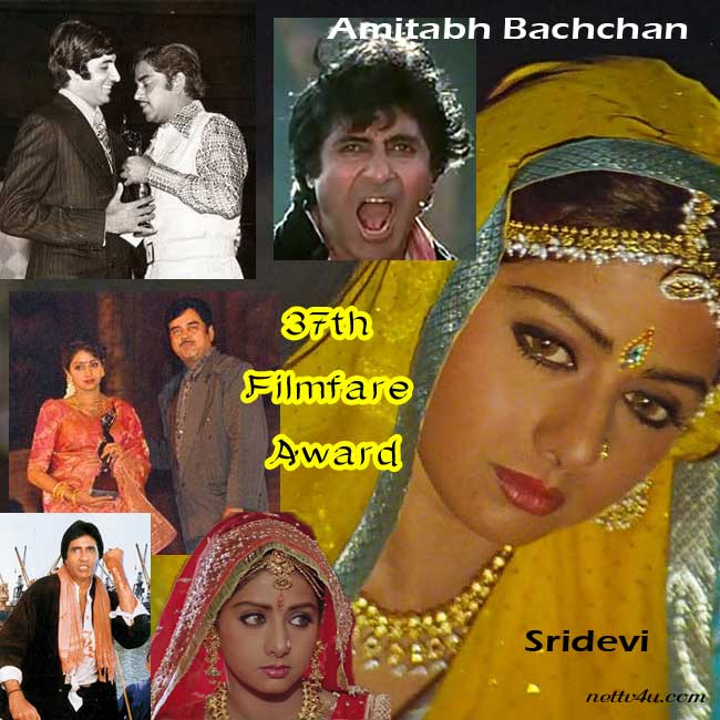 37th Filmfare Awards