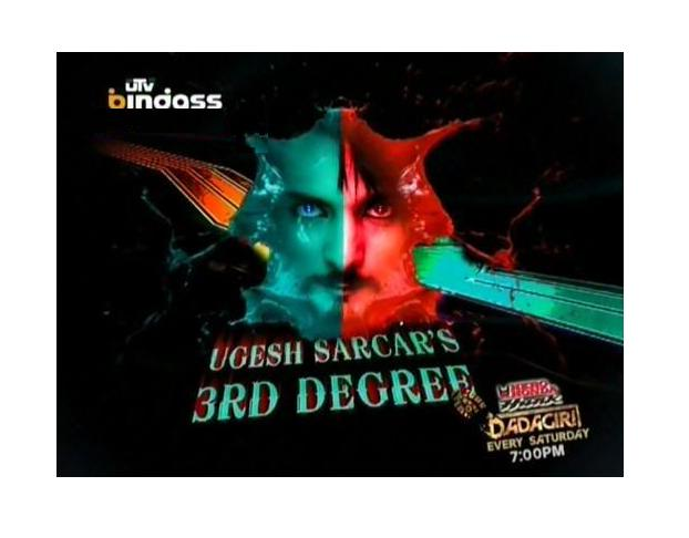 3Rd Degree With Ugesh Sarcar