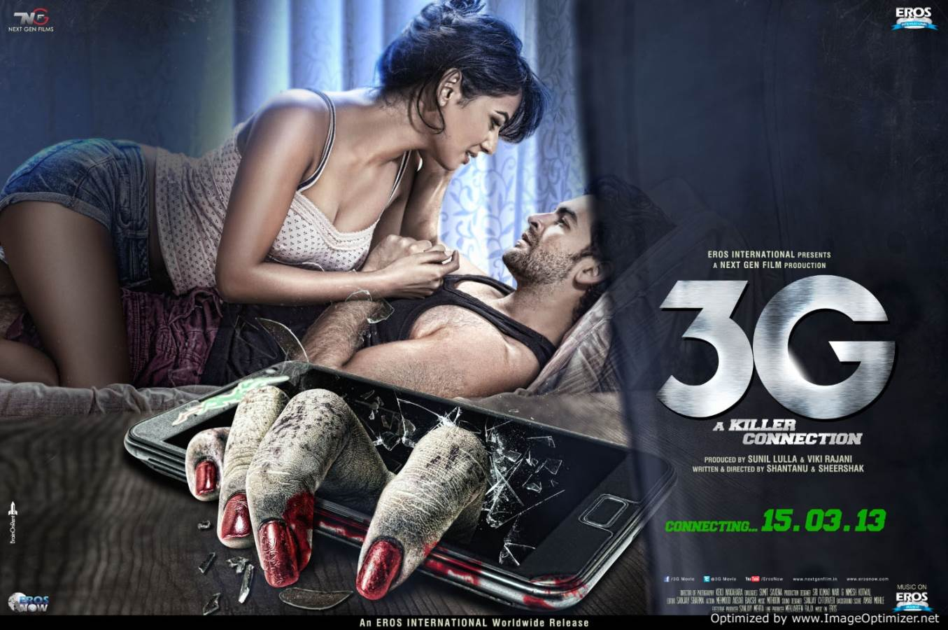 3G Movie Review Hindi