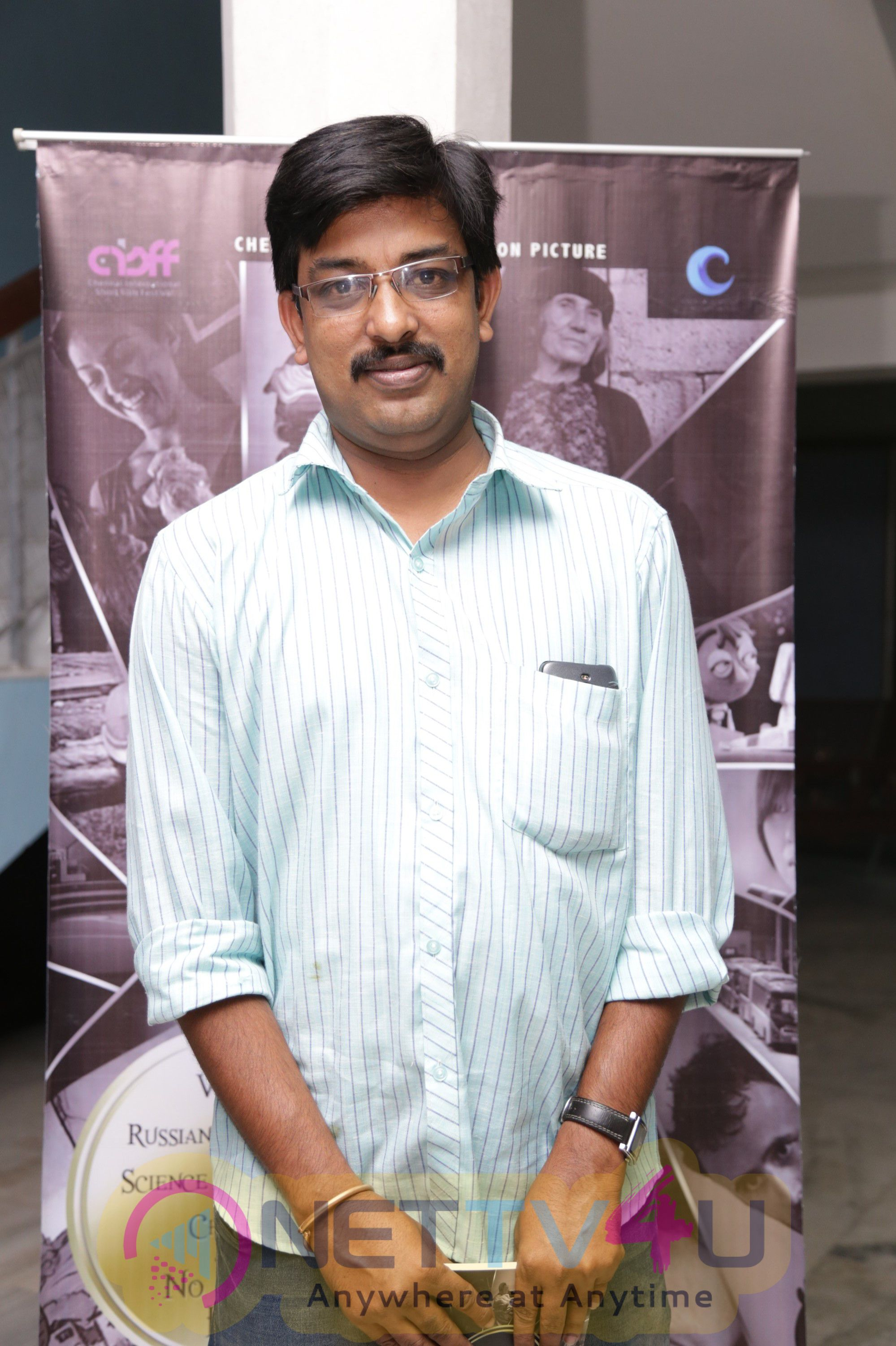 Inaugural Function Stills of 3rd Chennai International Short Film Festival