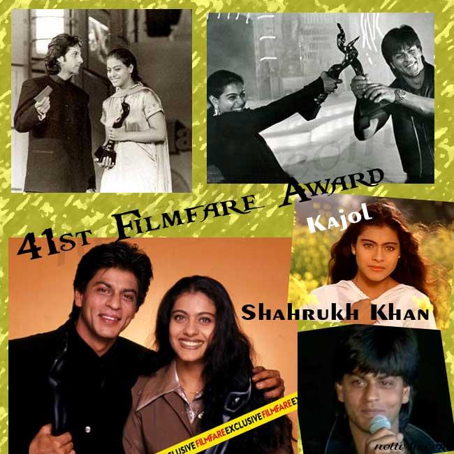 41st Filmfare Awards