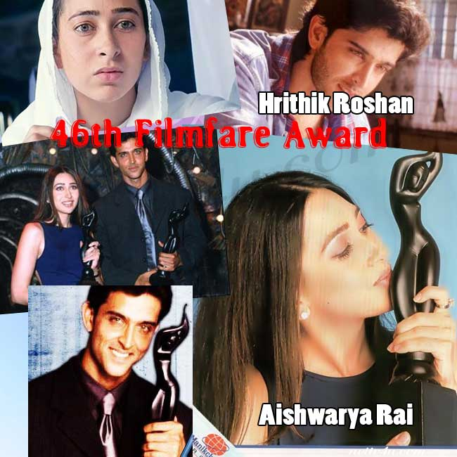 Hindi Awards 46th Filmfare Awards | NETTV4U