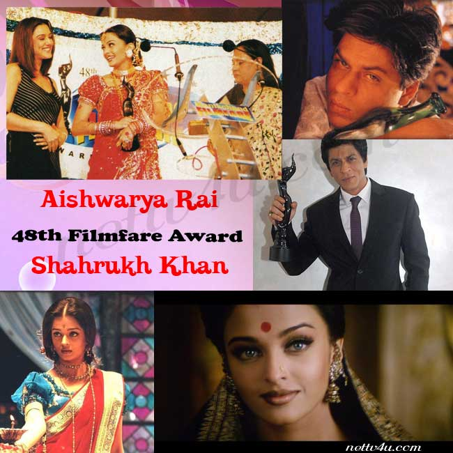 48th Filmfare Awards