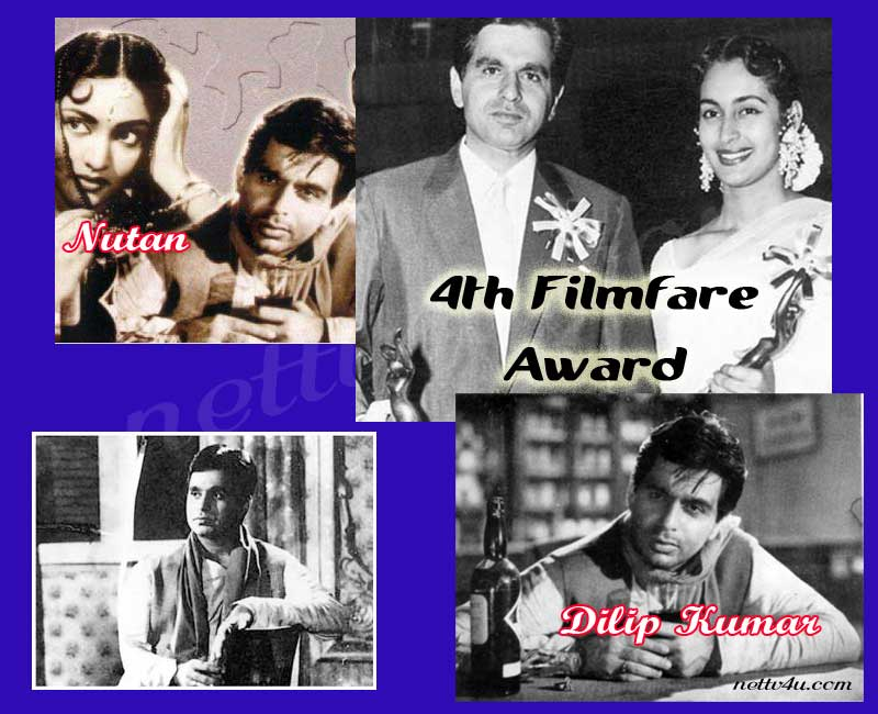 4th Filmfare Award