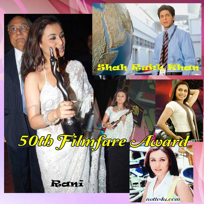 50th Filmfare Awards