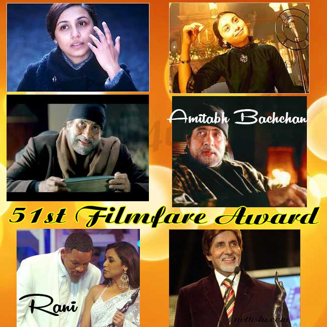 51st Filmfare Awards