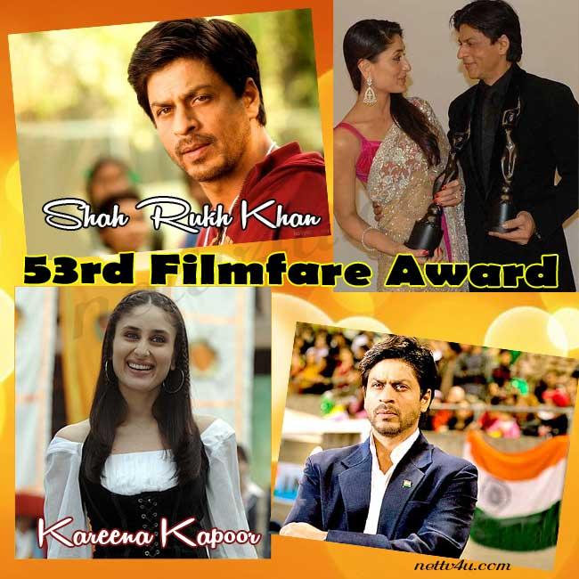 53rd Filmfare Awards