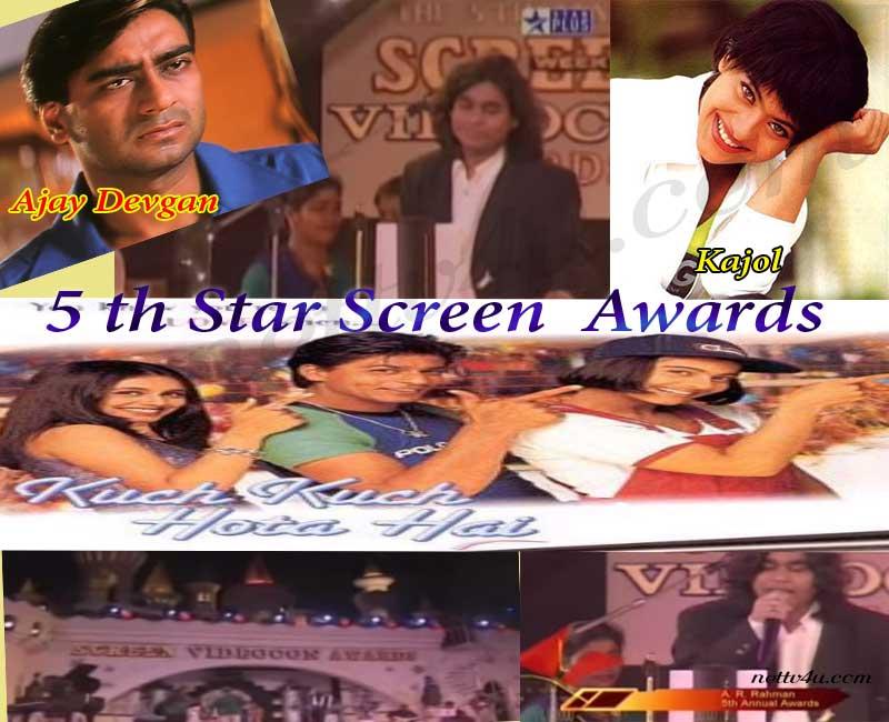 5th Star screen awards