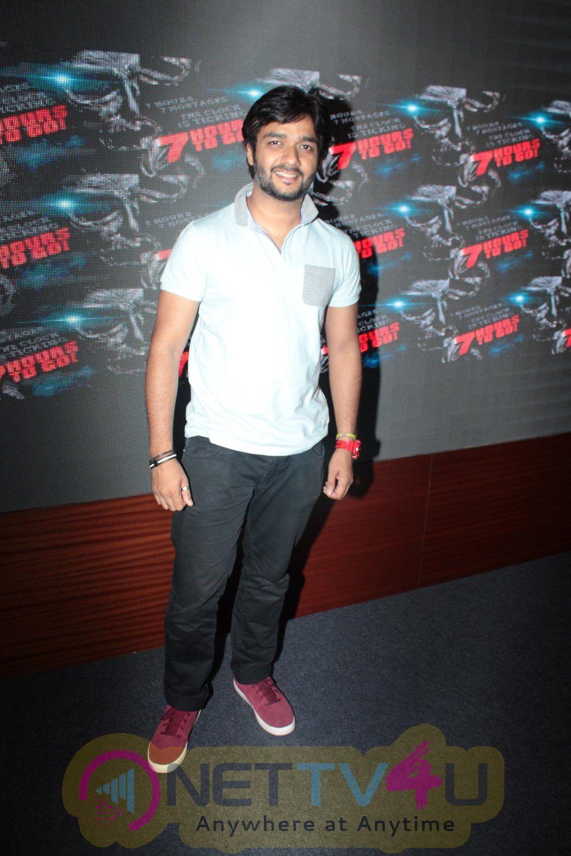 7 Hours To Go Hindi Movie Trailer Launch Latest Stills