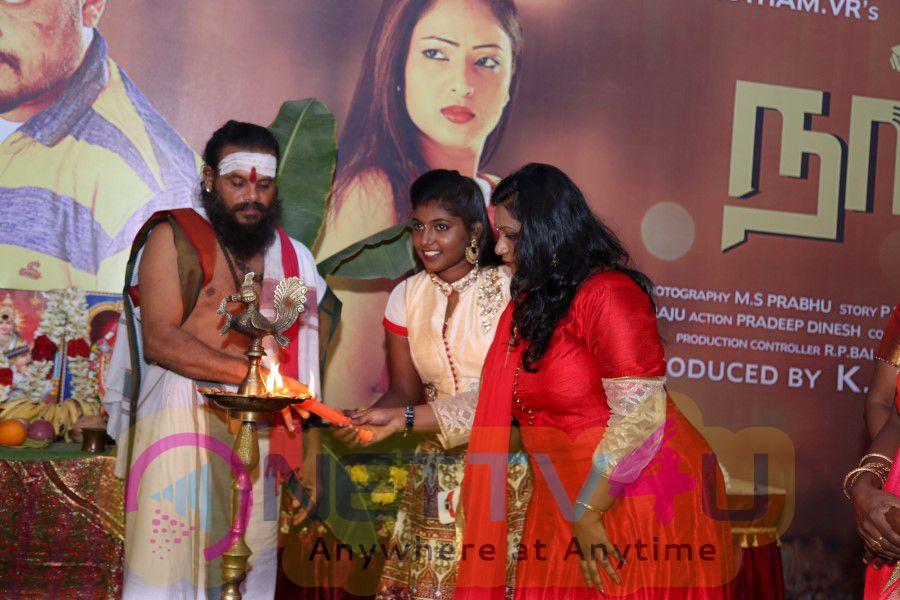7 Naatkal Tamil Movie Pooja Stills