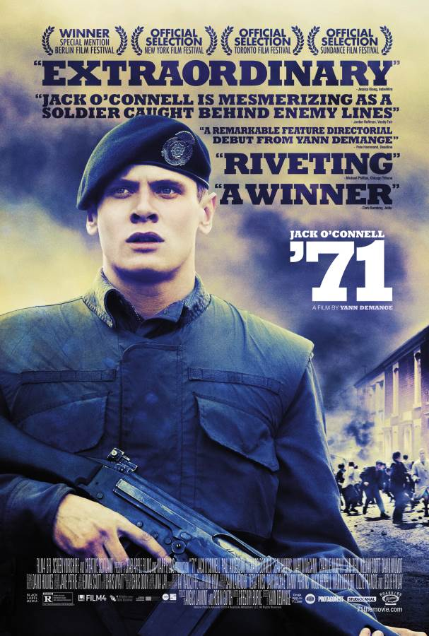 71 Movie Review English