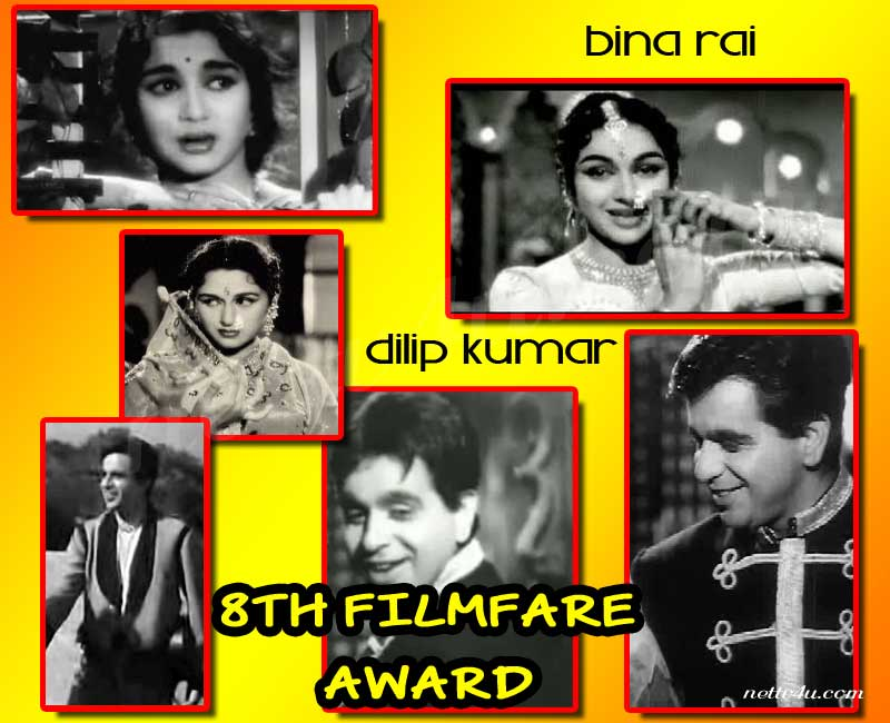 8th Filmfare Award