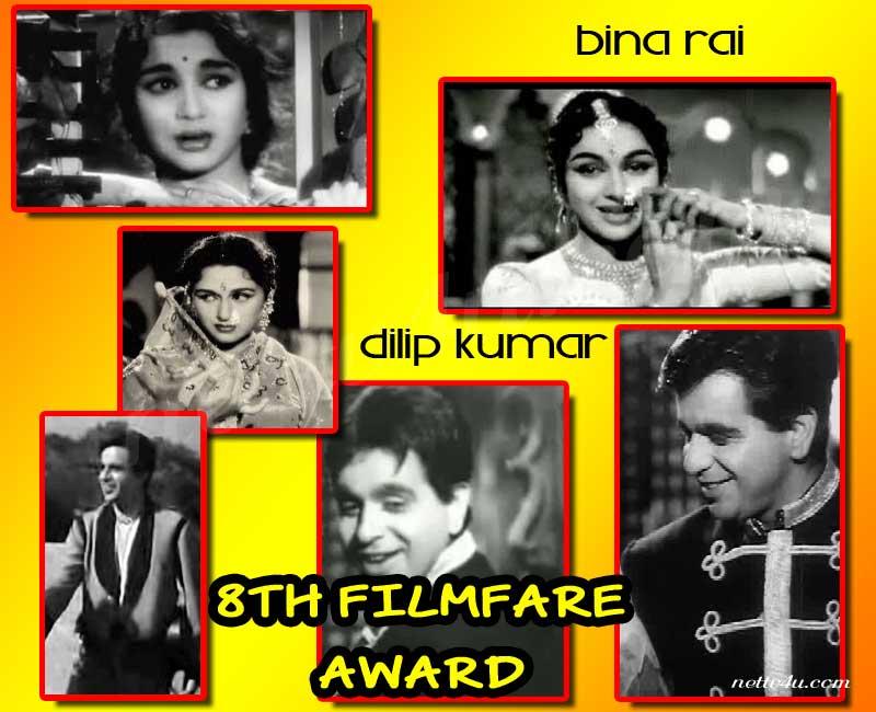 8th Filmfare Award