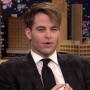 Chris Pine English Actor
