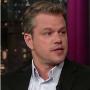 Matt Damon English Actor