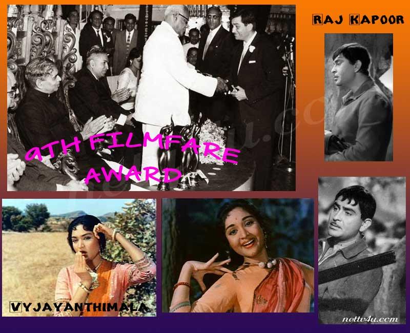 9th Filmfare Award
