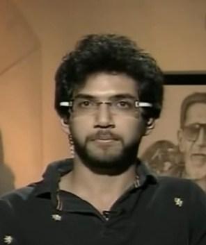 Aditya Thackeray Hindi Actor