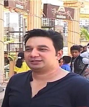 Ahmed Khan Hindi Actor