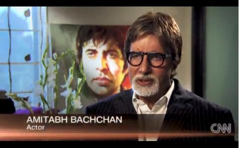 Amitabh Bachchan Interviews