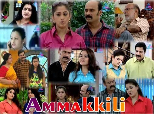 Ammakkili