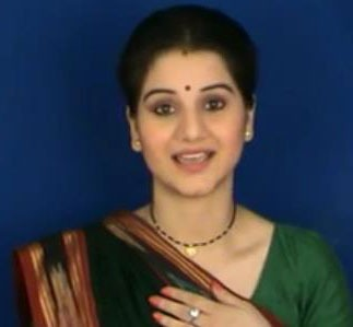 Anjali Abrol Hindi Actress