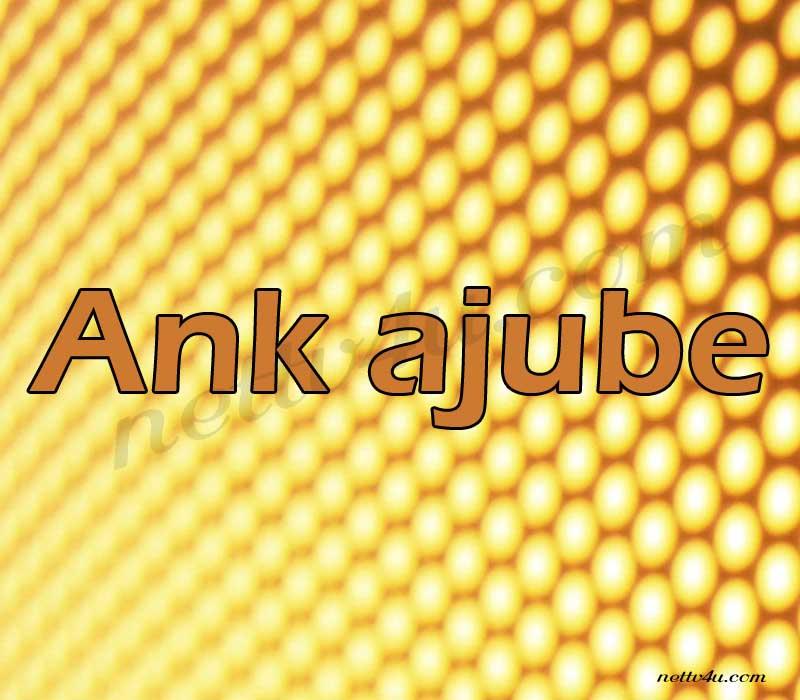 Ank Ajube