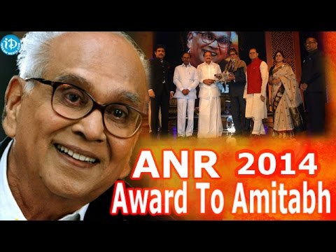 ANR National Awards 2014
