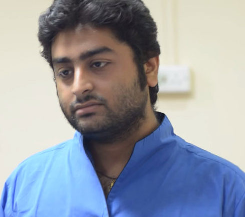 Arijit Singh Hindi Actor