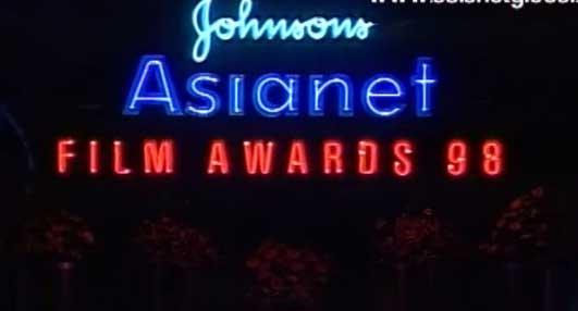 Asianet Film Awards 1998