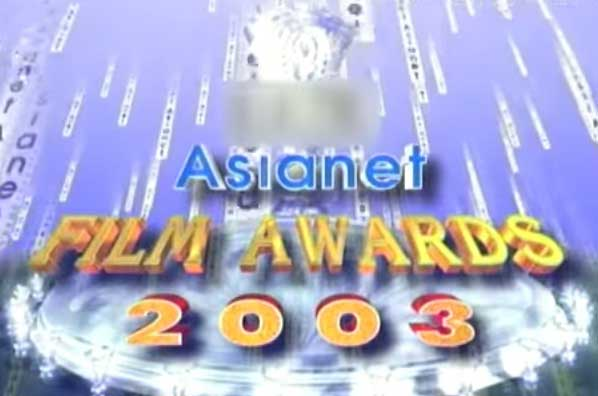 Asianet Film Awards 2003