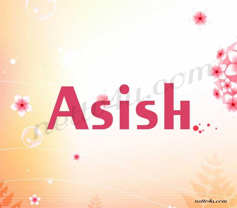 Asish