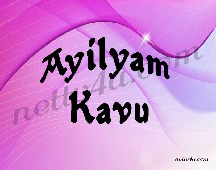 Ayilyam Kavu
