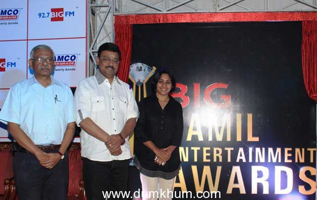 Big Fm Tamil Entertainment Awards 2011