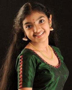 Baby Malavika Nair