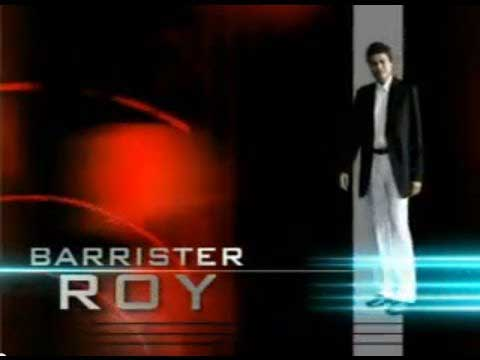 Barrister Roy